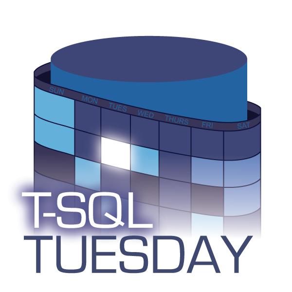 T-SQL Tuesday Logo